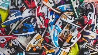 My Entire Air Jordan 1 Collection!