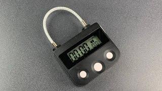 [876] Electronic Ballot Box Time Lock Defeated