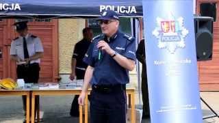 Dzień Otwarty w krośnieńskiej komendzie Policji