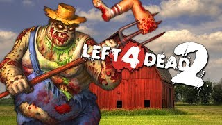 DOWN ON THE FARM - ZOMBIE SURVIVAL (Left 4 Dead 2 Zombies)