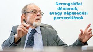 Demográfiai démonok, avagy népesedési perverzitások. Egy Bogár Naplója