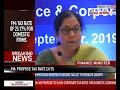 Will Boost Make In India: Nirmala Sitharaman On Corporate Tax Cut - Video