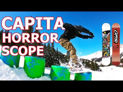 Capita Horrorscope Snowboard Review