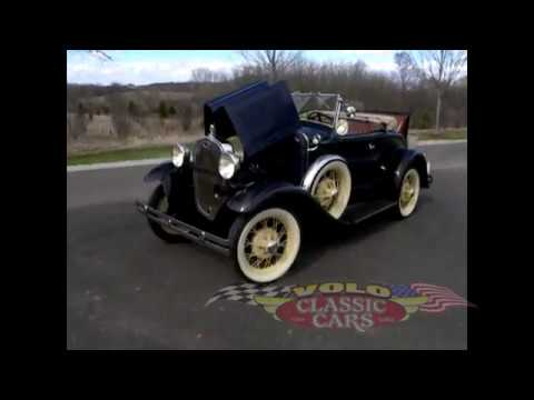 Video of '31 Model A - PVY0