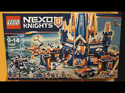 LEGO Nexo Knights 2017 Summer sets - My Thoughts!