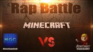 Minecraft - Rap Battle gegen Ironicka007