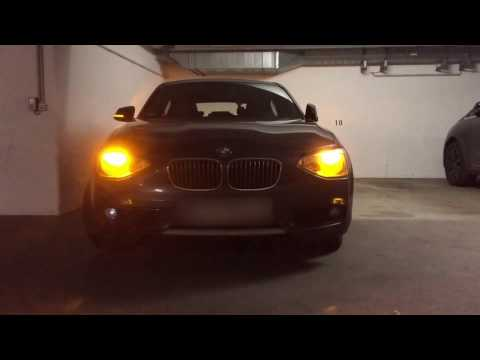 BMW 1er F20 Led Blinker Turning lights Led