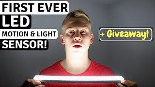 LOFTer - LED Motion sensor Light (full review) + Giveaway!