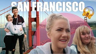 SAN FRANCISCO FIASKO?! Long Beach VLOG#2