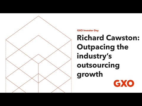 GXO Investor Day: Outpacing the industry's outsourcing growth