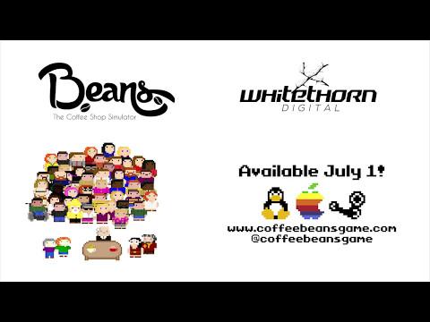 Beans: The Coffee Simulator - Launch Trailer thumbnail