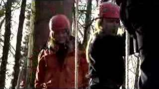 preview picture of video 'Carden Park High Ropes Course'