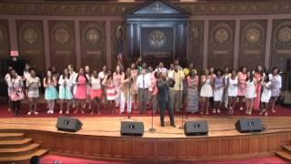 Hello God (Spring 2016, Gospel Choir Concert)