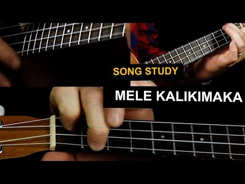 Mele Kalikimaka Center Stage Tabs