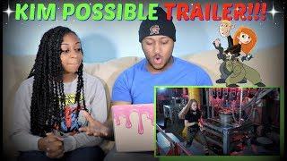 """Kim Possible"" Disney Channel Original Movie Trailer REACTION!!!"