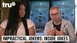 Impractical Jokers: Inside Jokes - Murr Can't Stop Laughing at His Own Creepiness | truTV