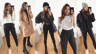 10 EVERYDAY OUTFITS | AD | Kate Hutchins