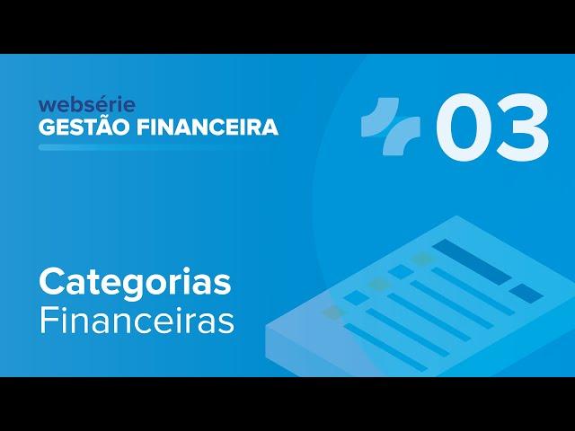 Aula 03: Gestão Financeira com iClinic – Categorias Financeiras