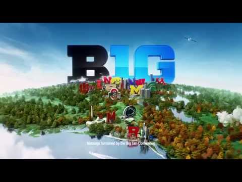 Big Ten Conference Commercial (2015 - 2016) (Television Commercial)