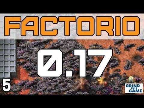 Factorio 0 17 - Darn Biters #5 - Spaghetti Factory Series - Nhạc Mp3