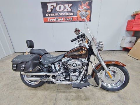 2009 Harley-Davidson Softail® Fat Boy® in Sandusky, Ohio - Video 1