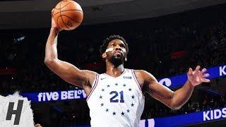Indiana Pacers Vs Philadelphia 76ers   Full Game Highlights | March 10, 2019 | 2018 19 NBA Season