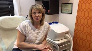 Комментарий клиента о процедуре лазерной эпиляции
