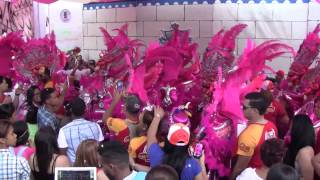 preview picture of video 'Primera Salida 2015 Del Grupo De Carnaval Los Guacamayos'