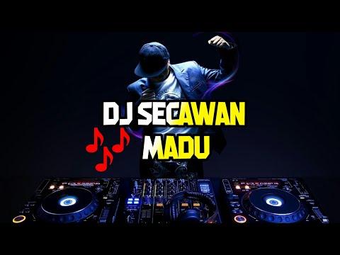 New Dj secawan madu || full bass+ remix