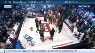 Фёдор Емельяненко Возвращение Федора Емельяненко в большой спорт Свежие новости 15 07 2015