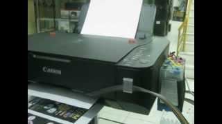 Canon Pixma Mp230 Con Sistema Continuo