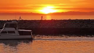 Jetty Sunset, Newport Beach CA