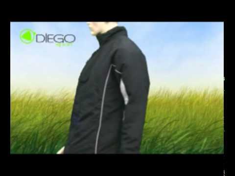 Diego Sport - Parka Rosario - Football