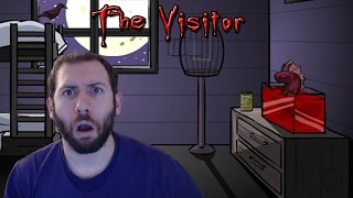 The Visitor Flash Animation Game: SO MUCH NOPE!!!!