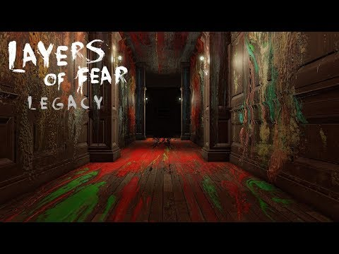 Layers of Fear: Legacy Launch Trailer [ESRB] thumbnail