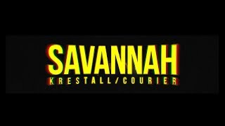KRESTALL  Courier   SAVANNAH