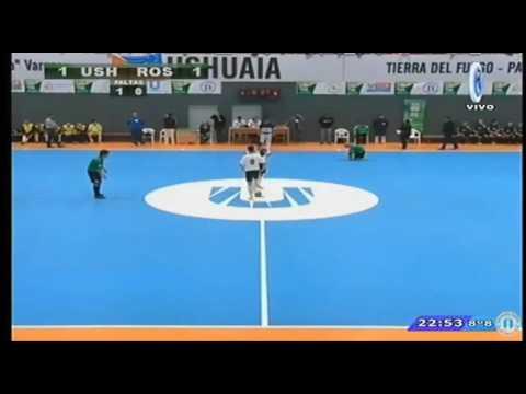 Ushuaia volvió al triunfo y se verá las caras con Río Grande en cuartos de final