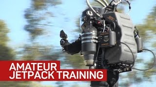 Amateurs Are Flying Real Life Jetpacks Now, Nbd