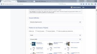 Publicar en facebook un enlace a tu página web