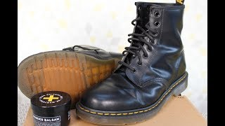 BREAK IN & SIZING Dr Martens Classic 1460 Boots