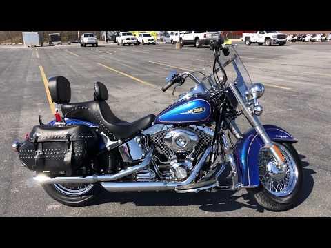 2009 Harley-Davidson Heritage Softail® Classic in Tyrone, Pennsylvania - Video 1