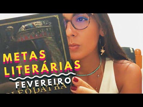 BATE-PAPO, PROJETOS E METAS LITERÁRIAS - FEVEREIRO 2020   Ana Carolina Wagner