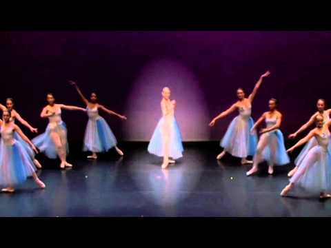 "Jennifer Performs ""Eight Dances"" by Mary Barton of American Repertory Ballet"