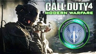 MODERN WARFARE REMASTERED GAMEPLAY! Campaign Walkthrough PART 1 (Call Of Duty 4: COD4 Remastered)