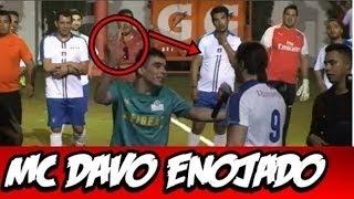 PONCHO Falta Al Respeto A Las FANS//FUERTE Pelea En El Partido!!(Completo).