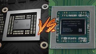Xbox Scorpio vs PS4 Pro Specs - The FINAL Head To Head Comparison