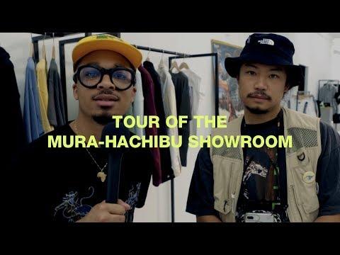 BRAIN DEAD and CHILDS Take Us Through the Mura-Hachibu Showroom in Paris