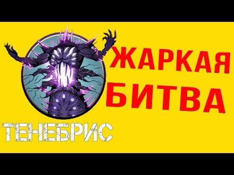 Shadow Fight 2 ПОБЕДА НАД ТЕНЕБРИС