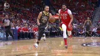 Warriors 2018 Playoffs: Semi-G3 vs Pelicans (5-4\2018)