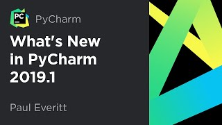 What's New in PyCharm 2019.1